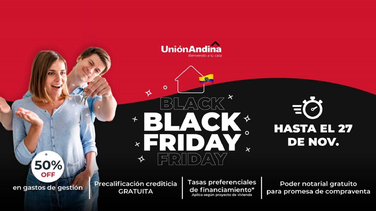 black friday unión andina ecuador