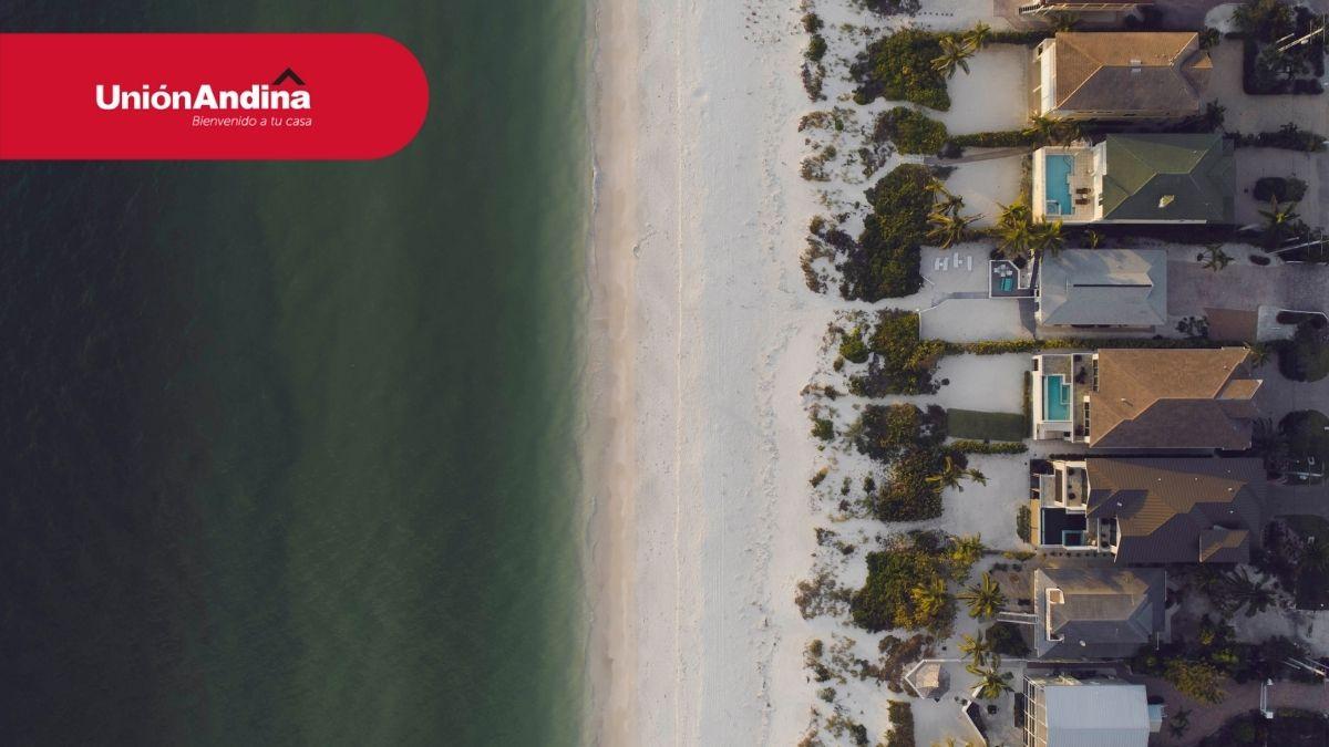 vivir cerca a la playa