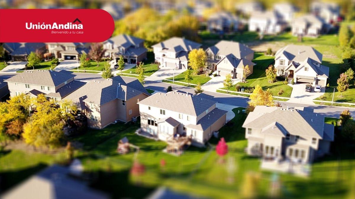 compra de vivienda en distintas ubicaciones